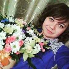 Profilo utente di Алёна
