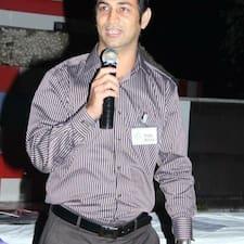 Vijay Arora的用戶個人資料