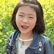 玲玲 felhasználói profilja
