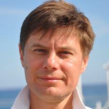 Profil Pengguna Kostiantyn