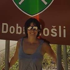Rosaria User Profile