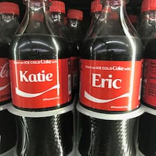 Katie的用戶個人資料