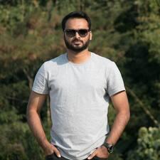 Profil Pengguna Arif
