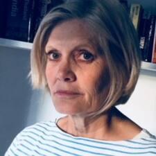Jill felhasználói profilja