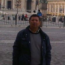 Henkilön Jose Andres käyttäjäprofiili