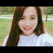 Profil utilisateur de Jiayue