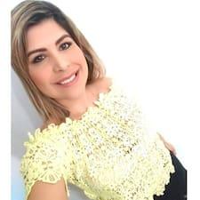 Juliana felhasználói profilja