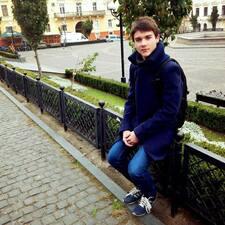 Profil Pengguna Volodymyr