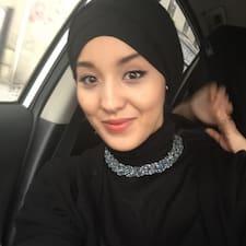 Fatima - Uživatelský profil