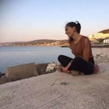 Profil utilisateur de Alessia