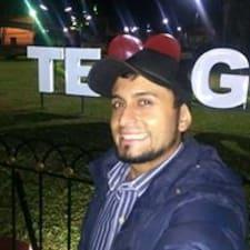 Profilo utente di Jhonatan Gomez ( Anfitrion )