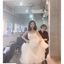 Perfil do usuário de 진영