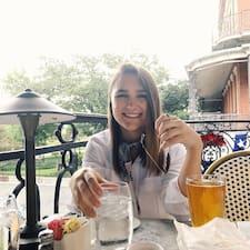 Profil utilisateur de Kendall