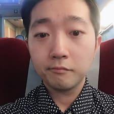 Gyeonghwan User Profile