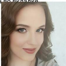 Профиль пользователя Daryna