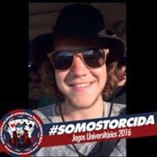 Användarprofil för João Pedro