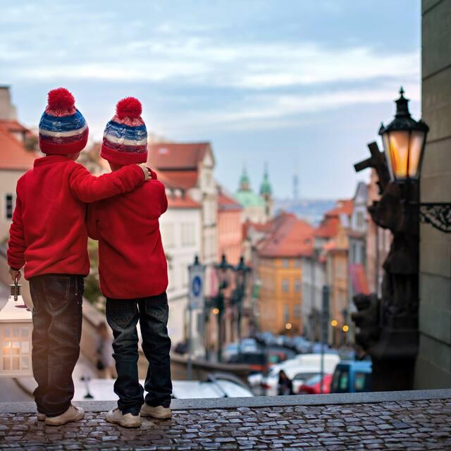Guidebook for Praha 5