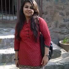 Srishti felhasználói profilja