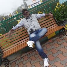 Användarprofil för Swarnav