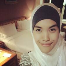 Profil korisnika Syahirah