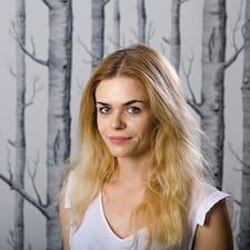 Gebruikersprofiel Magda