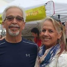 Profilo utente di Kathy & Gordon