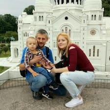 Victoria & Vyacheslav User Profile