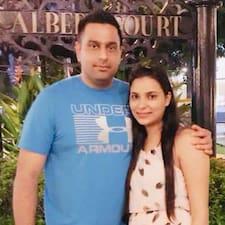Gurjeet Singh felhasználói profilja