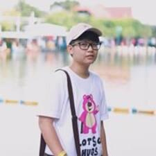 Profil utilisateur de Nichakorn
