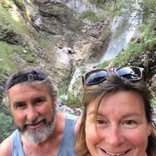 Graham And Anita es SuperAnfitrión.