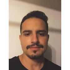 Henkilön Santiago käyttäjäprofiili