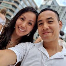 Andrea & Vincent felhasználói profilja