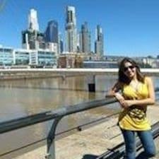 Profil utilisateur de Maria Ines
