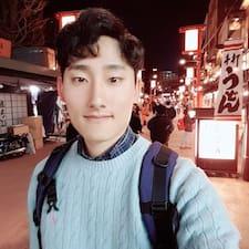 Hyungjin felhasználói profilja