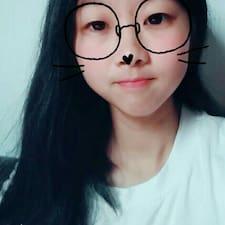 钰淇 felhasználói profilja