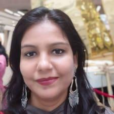 Profil utilisateur de Gunjita