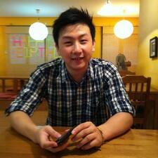Perfil do utilizador de Tan