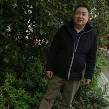 Gebruikersprofiel Wenqing