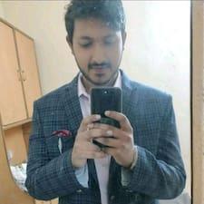 Profil Pengguna Rishabh