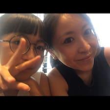 Mitsuko bir süper ev sahibi.