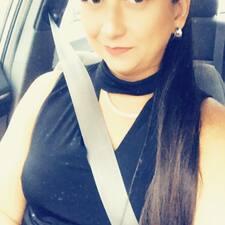 Rosana felhasználói profilja