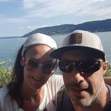 Nutzerprofil von Charlene & Laurent