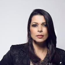 Profil utilisateur de Veruska Branca