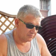 Profilo utente di Patrice