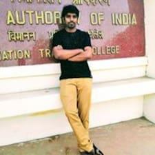Harshavardhan Brukerprofil