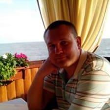 Sergey的用戶個人資料