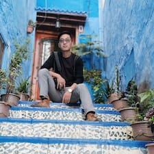 Ji Zhe felhasználói profilja