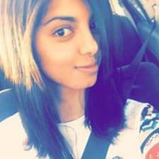 Namratha felhasználói profilja