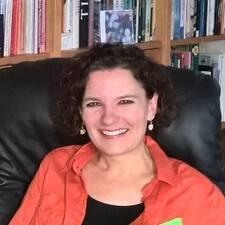 Melanie felhasználói profilja