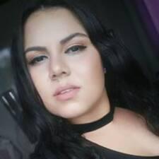 Profilo utente di Jéssica Cristina